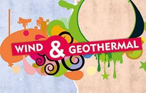 Wind & Geothermal Energy
