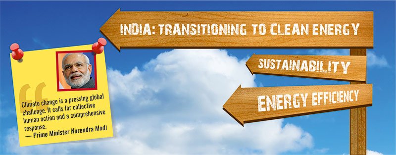 India: Transitioning to Clean Energy