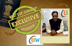 What's Up, Germany? Exclusive Interview with Dr Arunabha Ghosh, CEO, CEEW