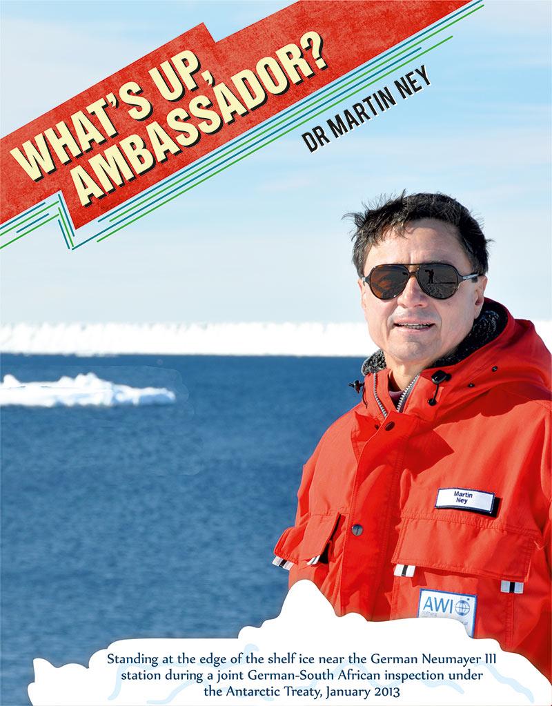 What's Up, Ambassador?