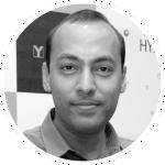 Entrepreneur and Writer Kashyap Deorah
