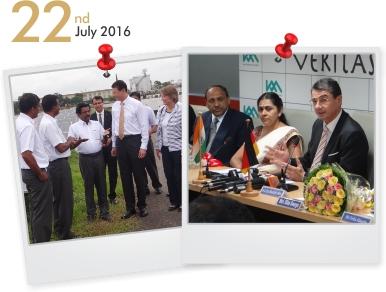 Ambassador Dr Ney in Kochi