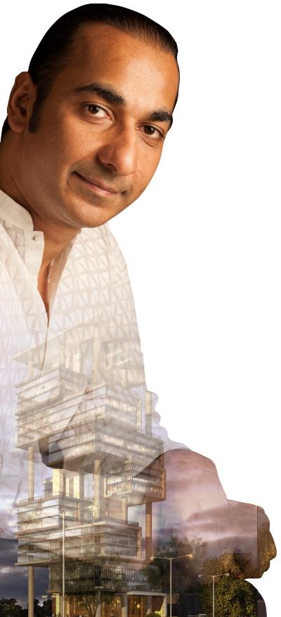 Manit Rastogi, Founding Partner at Morphogenesis