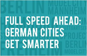 Smart Cities in Germany