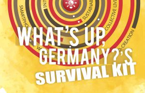 What's Up, Germany?'s Survival Kit