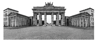 Brandenburg Gate in Germany