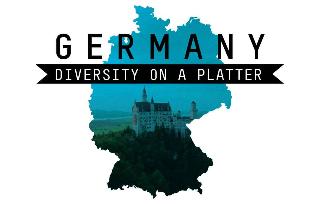 Germany: Diversity on a Platter