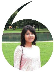 Shruti Bhatia, graphic designer