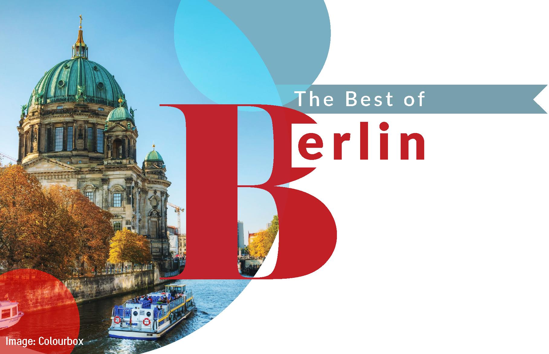 Best of Berlin in Germany