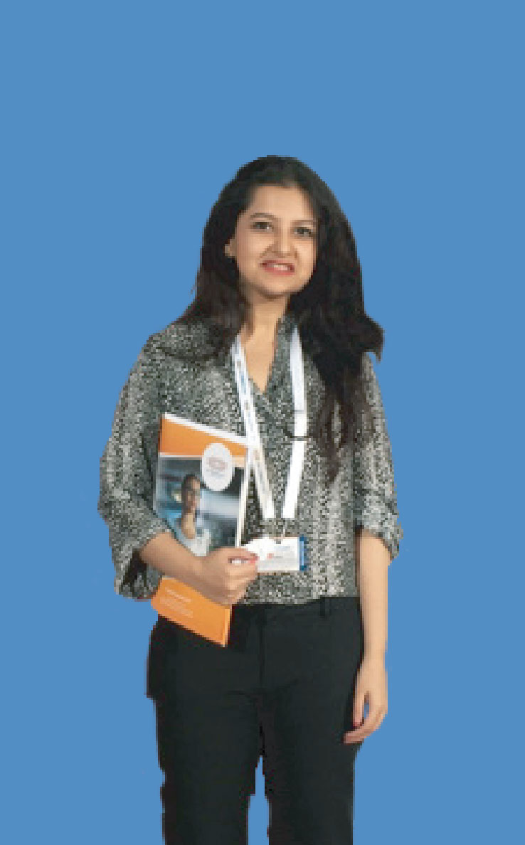Vidisha Mishra, junior fellow & gender lead, Observer Research Foundation (ORF)