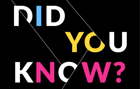 Did You Know? - Culture (2017 | issue 3)