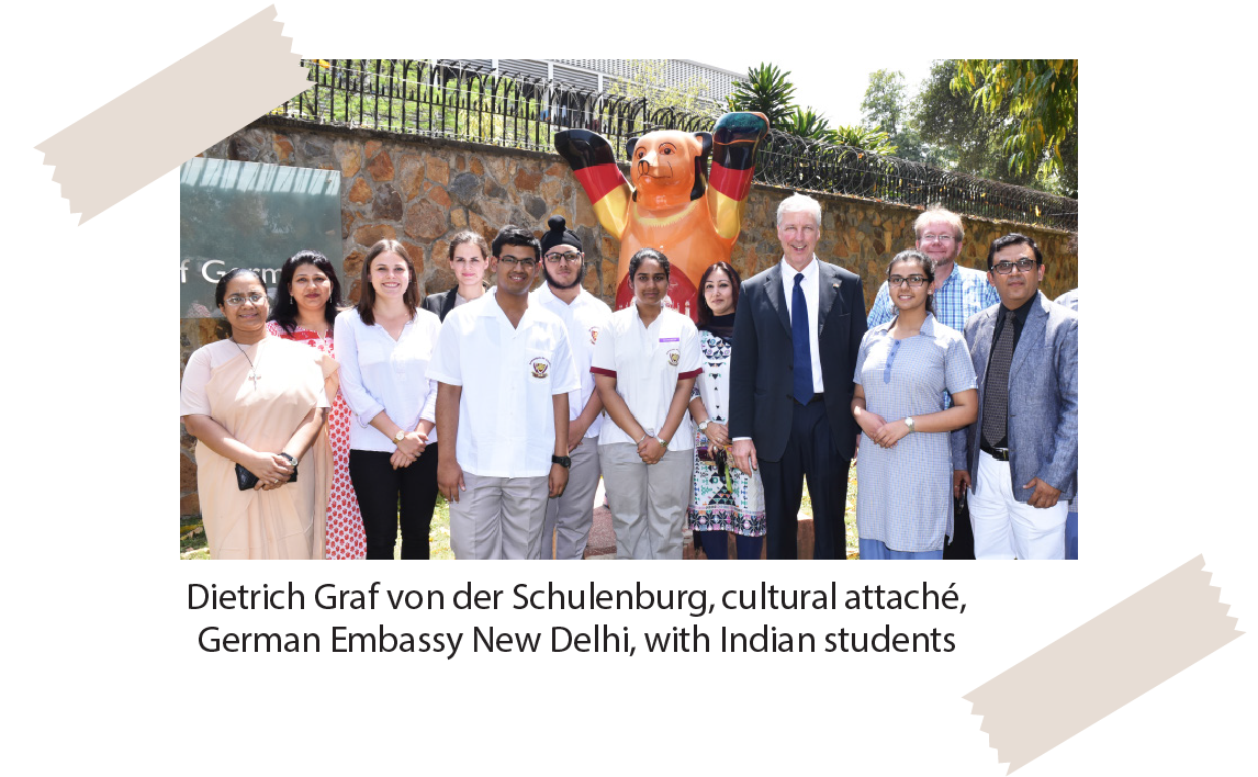 German Embassy New Delhi