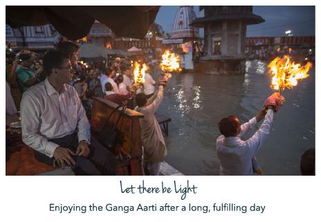 River Ganga Aarti