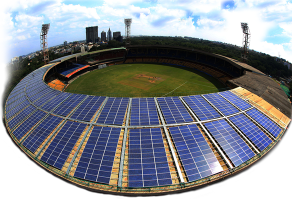 Chinnaswamy Stadium, Bengaluru