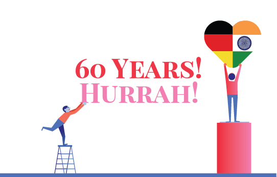 60 Years of Indo-German Development Cooperation