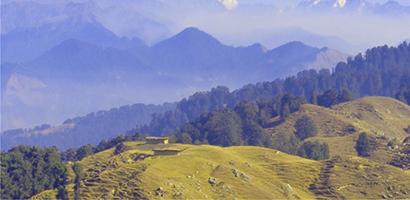 A fragile Himalayan ecosystem