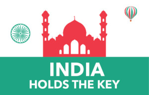 India Holds The Key