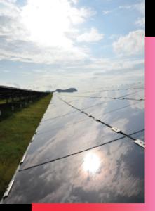 Solar Power Plant, Sakri