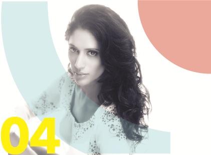 Sheela Tiruchi, model & director, Libelle Events