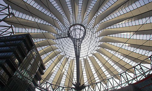 Sony Centre, Berlin