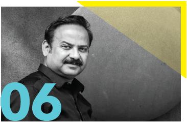 Vibhor Sogani, product designer & director, Studio Vibhor Sogani