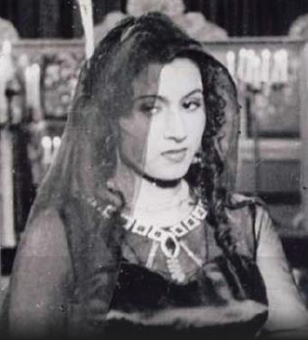 Madhubala in Mahal (1949)