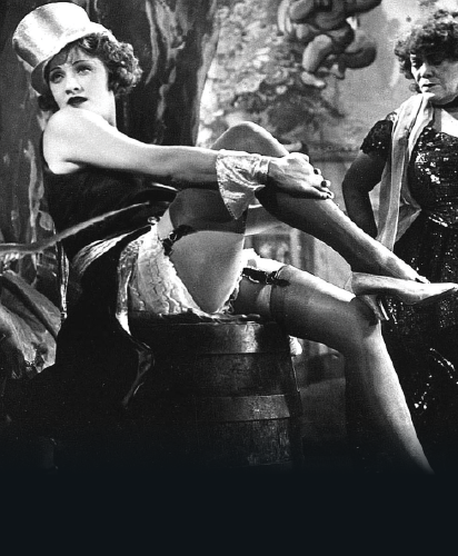 Marlene Dietrich in Der blaue Engel (The Blue Angel, 1930)