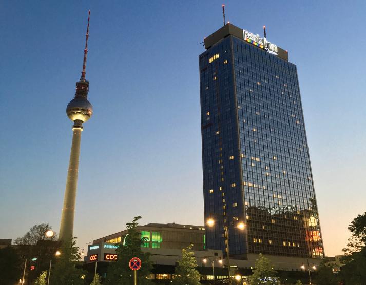 Park Inn Hotel, Alexanderplatz