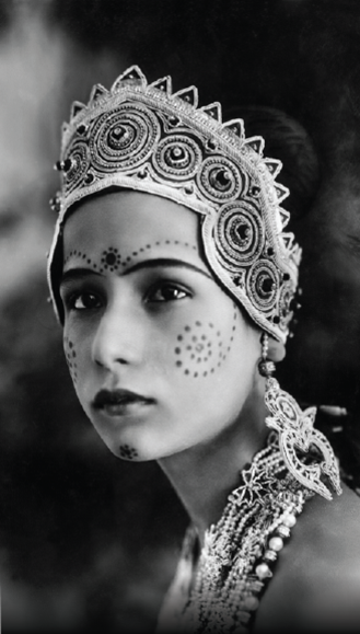 Seeta Devi in Prem Sanyas (The Light of Asia, 1925)